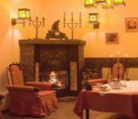 Испанский дворик, ресторан