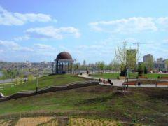 В Донецке открыли Музыкальный парк
