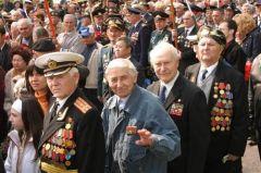 Ветеранов поздравили с Днем освобождения Донбасса