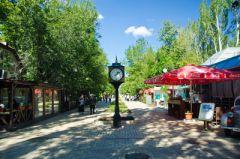 Бульвар Пушкина признан любимым местом отдыха дончан