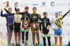 Главные призы велокубка SC ISD CUP завоевали Украина и Чехия