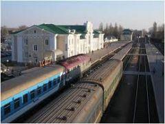 Железная дорога переводит поезда на зимнее время