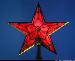Сегодня исполняется 75 лет кремлевским звездам