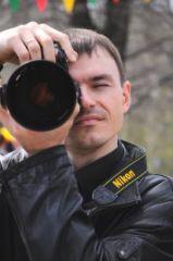 8 ноября донецкий фотограф Анатолий Спица откроет свою первую персональную выставку