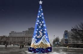 Программа новогодних и рождественских праздничных мероприятий в г.Донецке