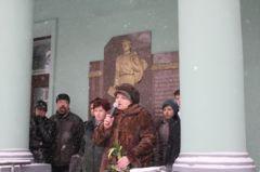 К 75-летию со дня рождения Василия Стуса в Донецке прошли мероприятия