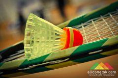 Donbass Nika Speed Badminton Open 2013: снежная метель не остановила полет волана