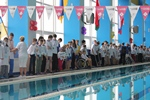 В Донецке проходит турнир по плаванию среди детей с ограниченными физическими возможностями