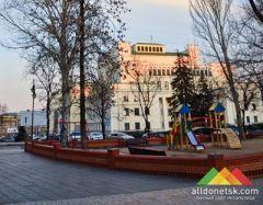 У Донбасс Опера появится пристройка со стороны бульвара Пушкина