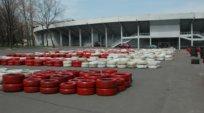 В Донецке строят еще одну трассу для картинга