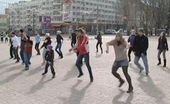 В Донецке пройдет урок-зарядка по Тайбо в рамках проекта «Здорово»