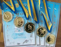 Завтра откроется выставка «Спортивная Донетчина»