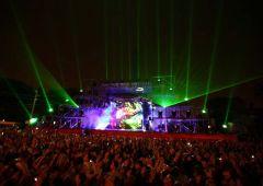 МТС приглашает дончан на первое в Украине фантастическое шоу света, лазеров и пиротехники