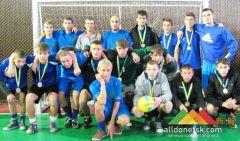 В Донецке пройдет футбольный турнир