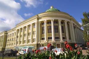 В Донецке вновь рассматривается проект строительства современного корпуса библиотеки Крупской