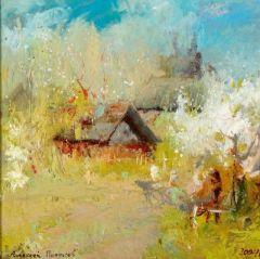 В Донецком областном художественном музее откроется персональная юбилейная выставка Олексея Полякова