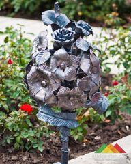 На Фестивале кузнечного мастерства Парк кованых фигур компания «Иммошан Украина» презентует официальный символ ТРЦ Rose Park