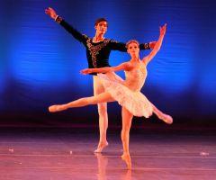 В Донецке проходит юбилейный XX фестиваль «Звезды Мирового Балета»