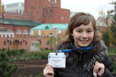 В Москве одиннадцатиклассница из Мариуполя стала победительницей международного конкурса