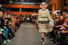 В аэропорту им.Прокофьева состоялось открытие Donetsk Fashion Days