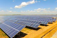 В Старобешево появится первая солнечная электростанция Донбасса
