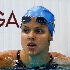 Спортсменка из Донецкой области стала трехкратной победительницей в Национальном Кубке Украины по плаванию