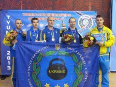 Спортсмены с ДЮИ внесли вклад в итоговое второе место сборной Украины на чемпионате мира по гиревому спорту