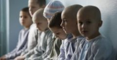 Жителей Донецка призывают сдать кровь для онкобольных детей