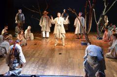 Донецкий драмтеатр готовит постановку масштабного спектакля