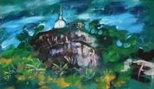 В Донецке пройдет выставка работ художника Андрея Прахова
