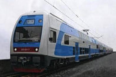 Весной между Луганском и Донецком начнет курсировать скоростной комфортабельный поезд Skoda