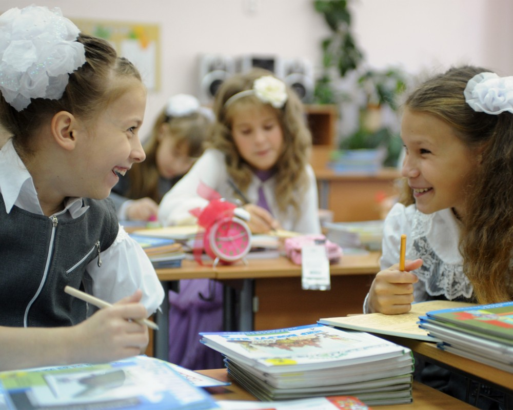 Донецкий городской совет назвал лучшие школы города по итогам 2013 года