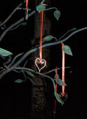 В Парке кованых фигур вновь «зацветут» кованые валентинки.