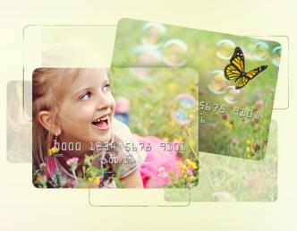 ПриватБанк начал выпуск авторских карт Visa с индивидуальным дизайном