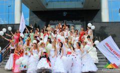 В мае в Донецке состоится 6-й Парад Невест