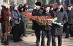 В Донецке почтили память погибших защитников Отечества