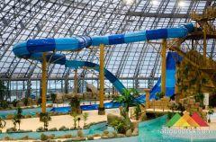 Завтра состоится открытие донецкого аквапарка «Aquasferra»