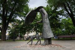 В Донецке открылась выставка работ Равиля Акмаева