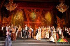 В Донбасс Опере состоится премьера опера Дж. Верди «Бал-маскарад»