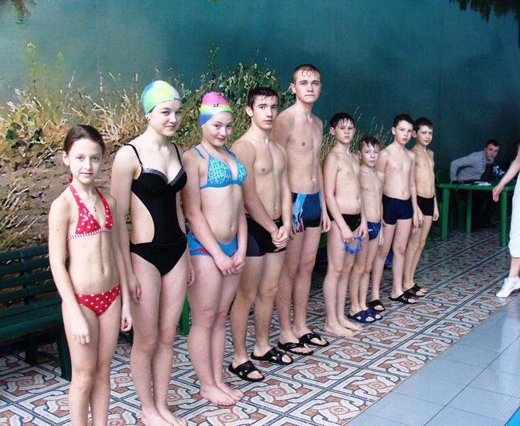Школьники Нудисты