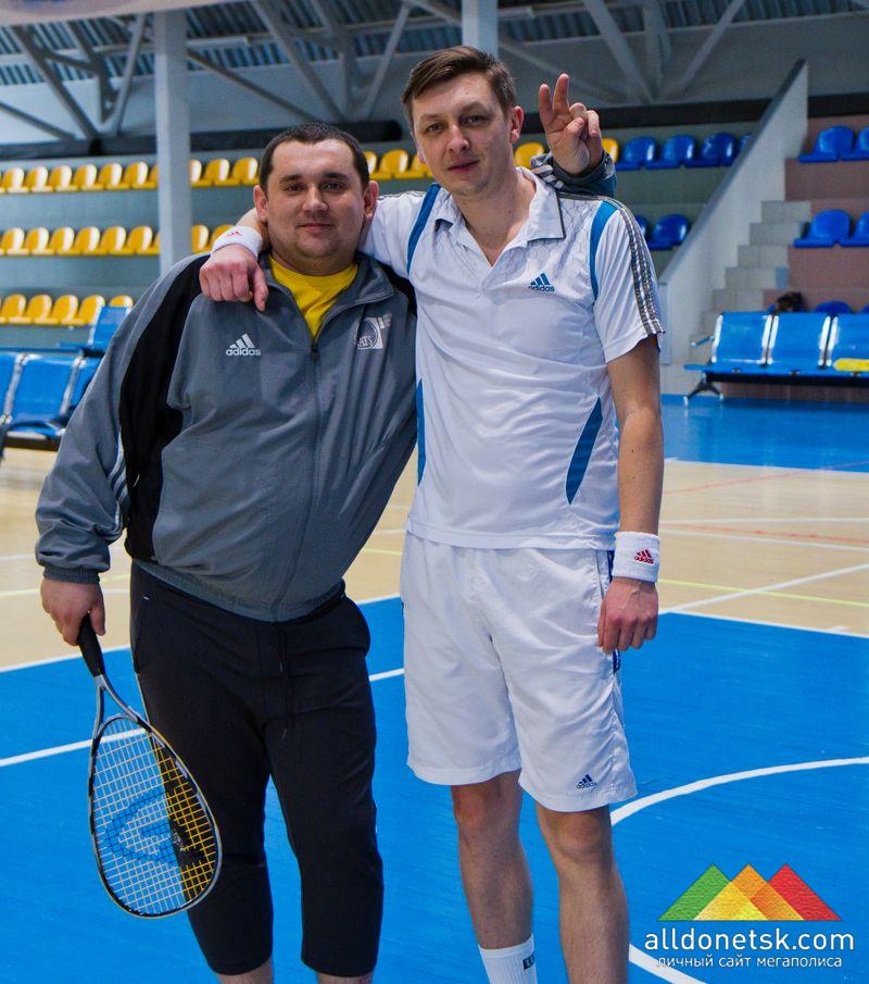 Руслан Теодорский и Андрей Маханьков, Донецк