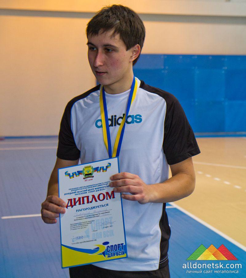 Владимир Пивоваров усилил свою игру и завоевал серебро