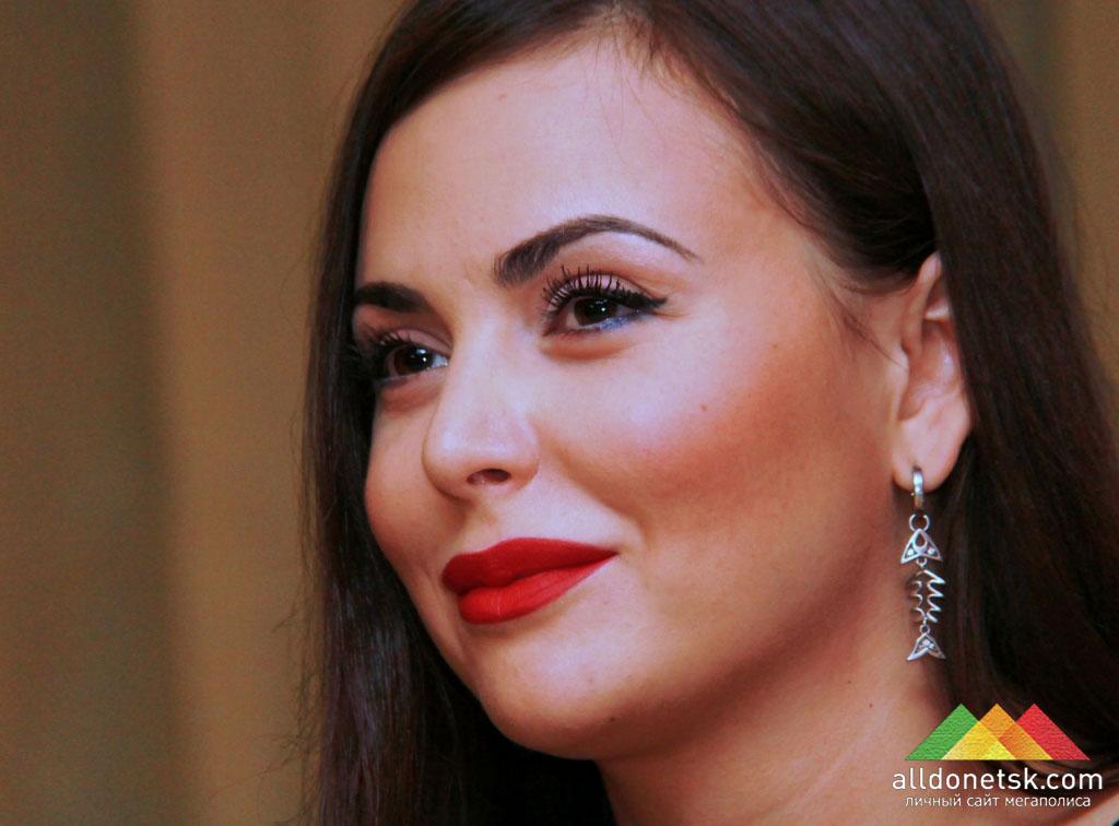Член жюри, Мисс Донбасс OPEN 2006 Евсеева Влада