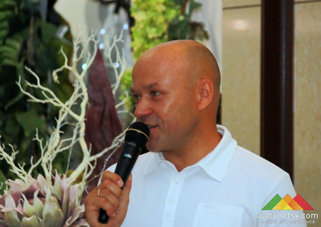 Учередитель компании SIA Михаил Ялымов