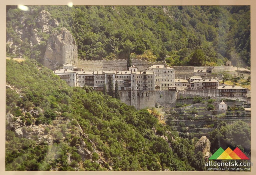 Монастырь Св.Павла