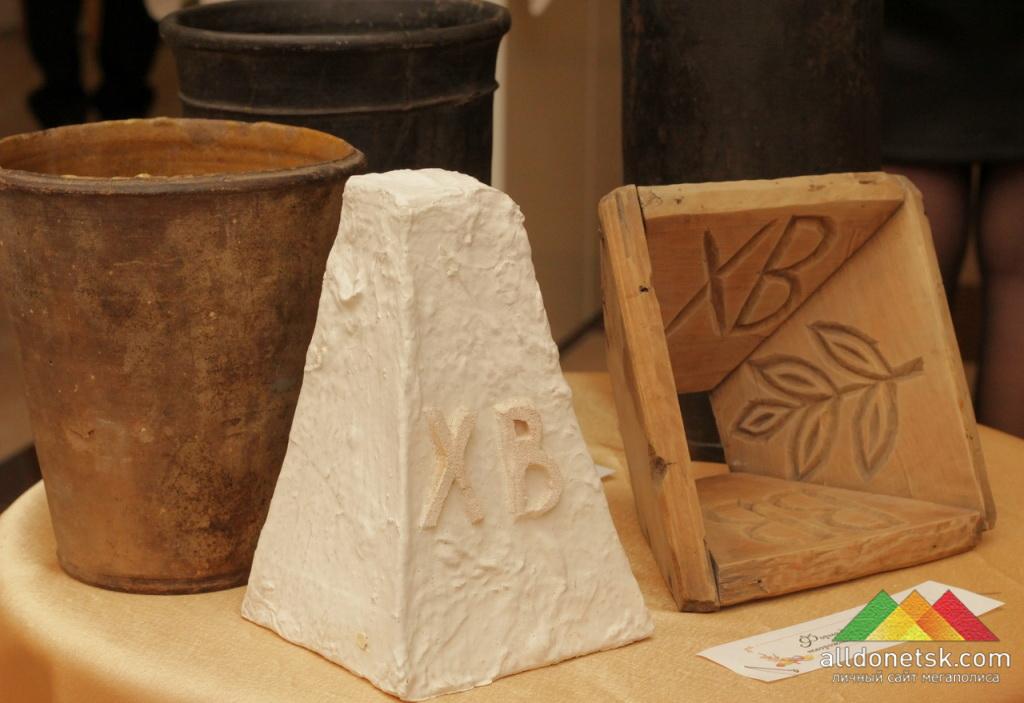 Форма для изготовления творожной пасхи (начало XX столетия)