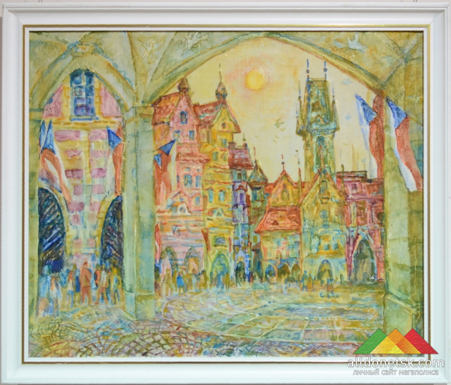 Прага. Старое место