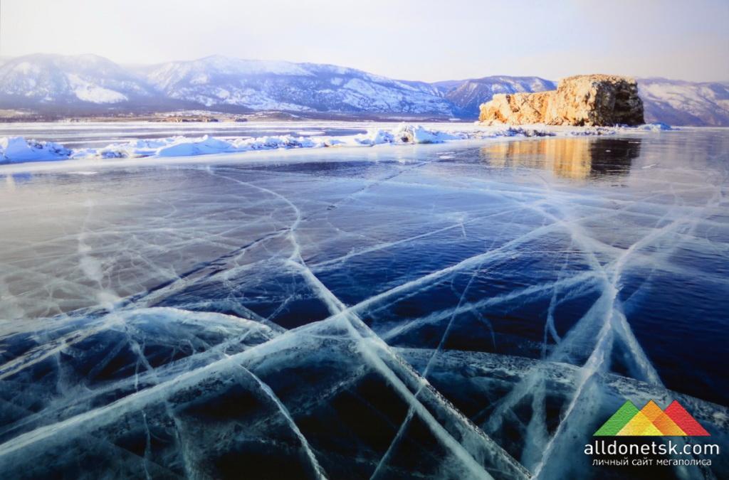Артем Поваров. Озеро Байкал, Россия