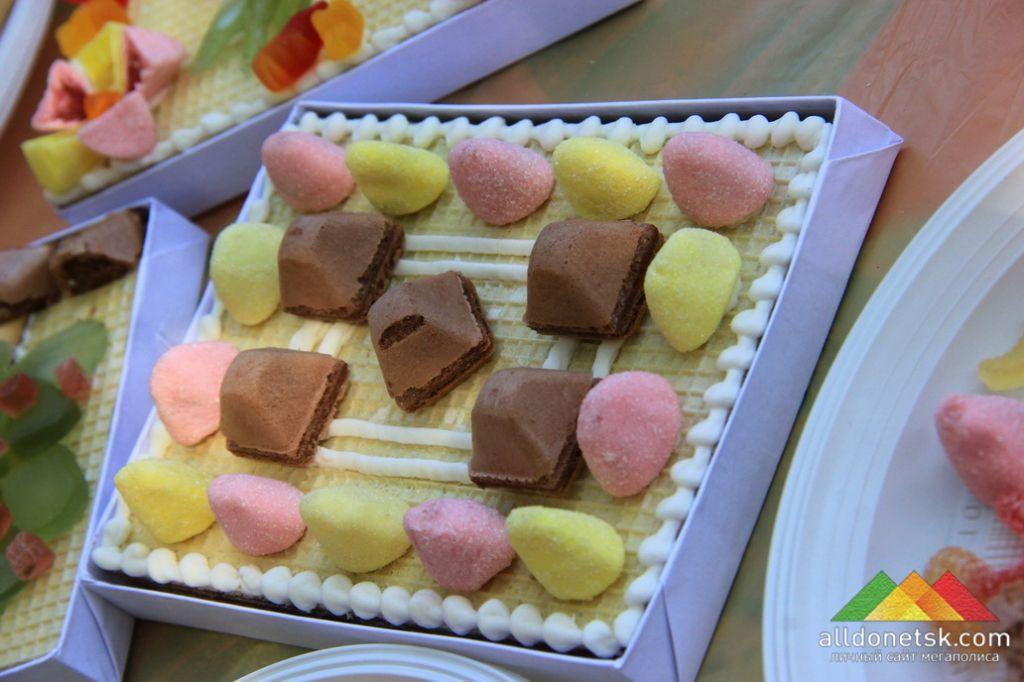 Как можно сделать сладости 8