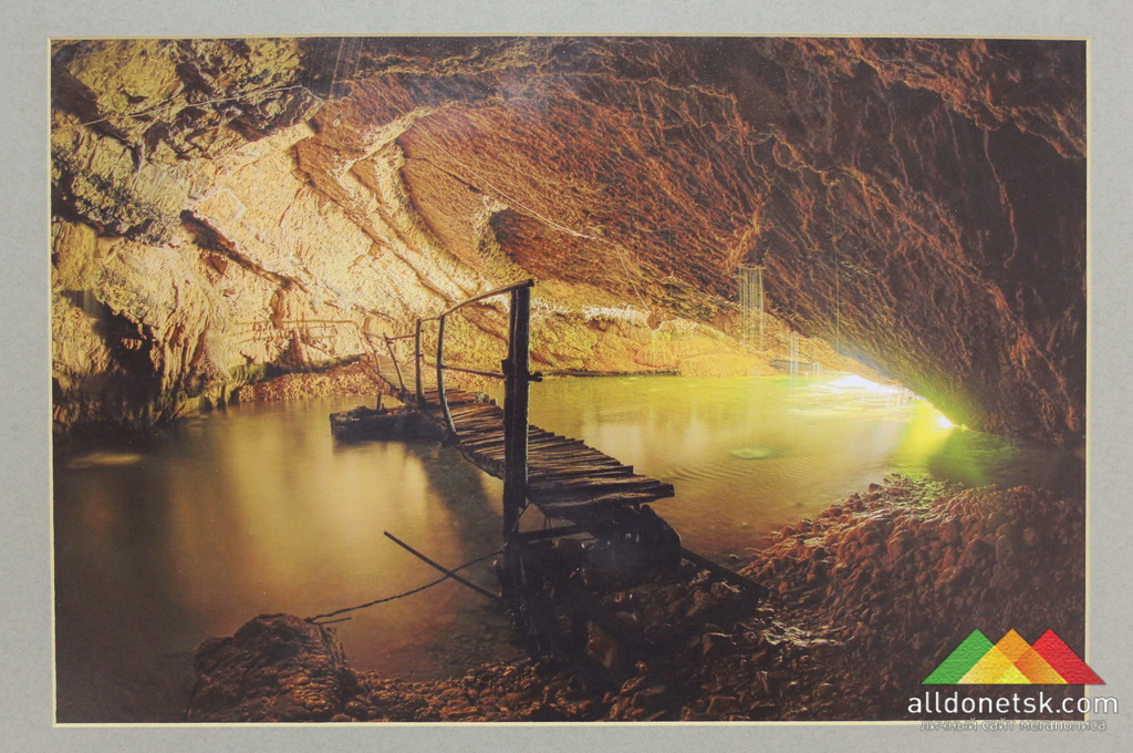 Артем Поваров. Пещерный мост (Абхазия)